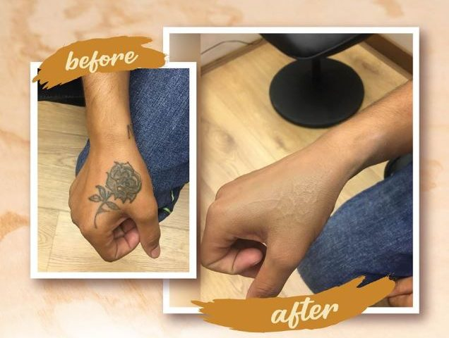 Tattoo Cover Up Makeup Waterproof
